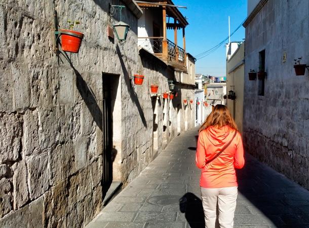 Ciekawe miasta w Peru
