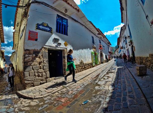 Cusco i Machu Picchu czyli wakacje w Peru