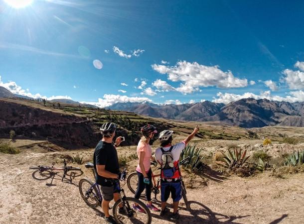Wyprawa rowerowa po Peru