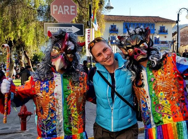 Wyprawa do Peru i spotkania z mieszkańcami