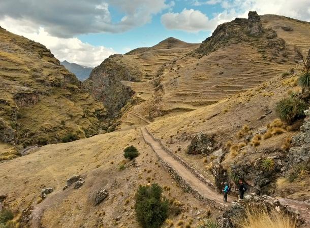 Trekking do Huchuy Qosqo