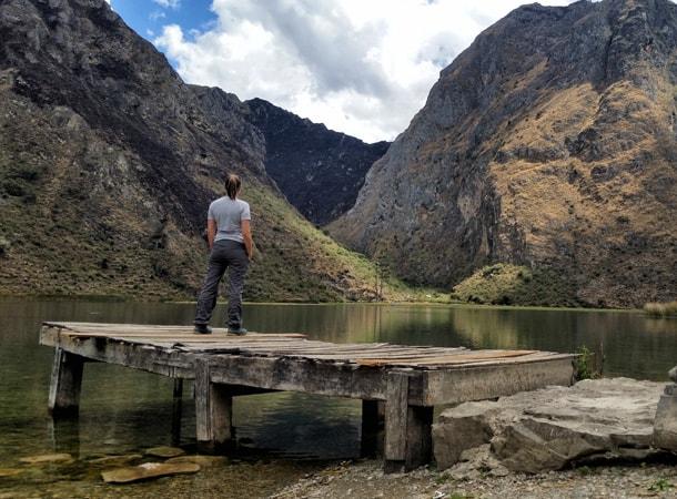 Co warto zobaczyć w Peru. Podróże Peru trekking w regionie Yauyos
