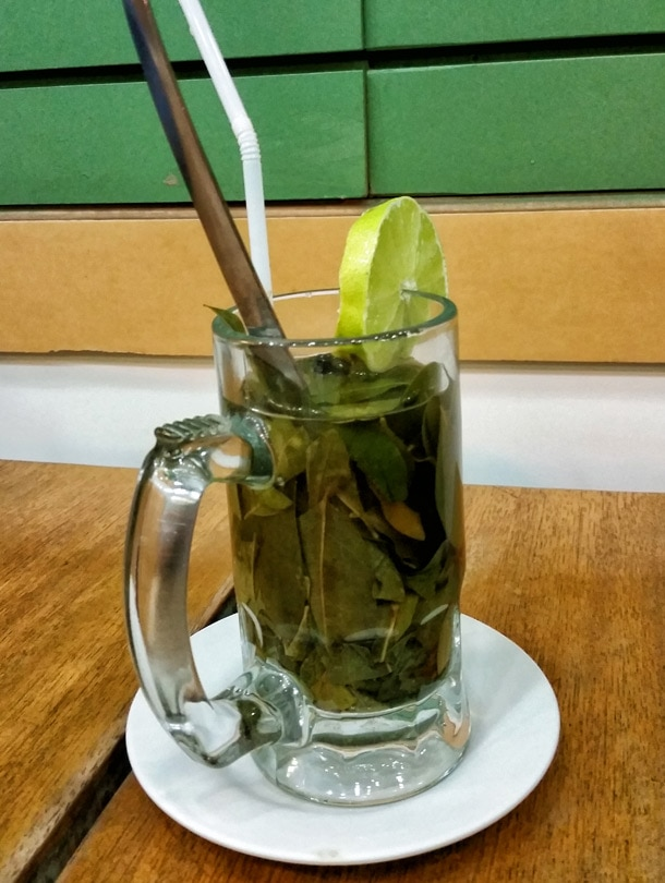 Herbatka z koki czyli nietypowe wakacje w Peru