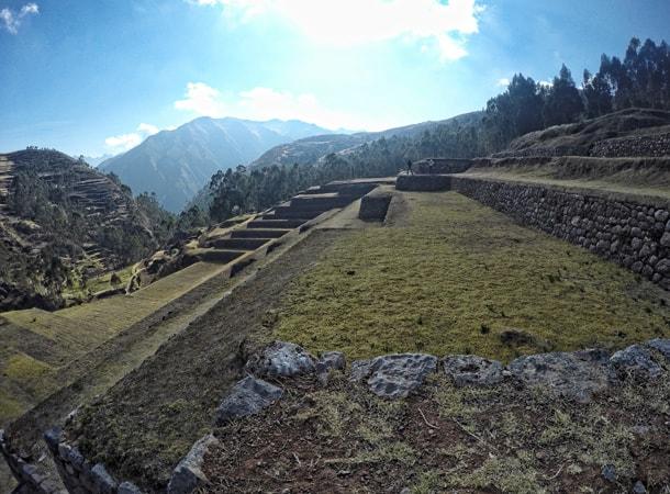Wyprawy Peru i ruiny Inków