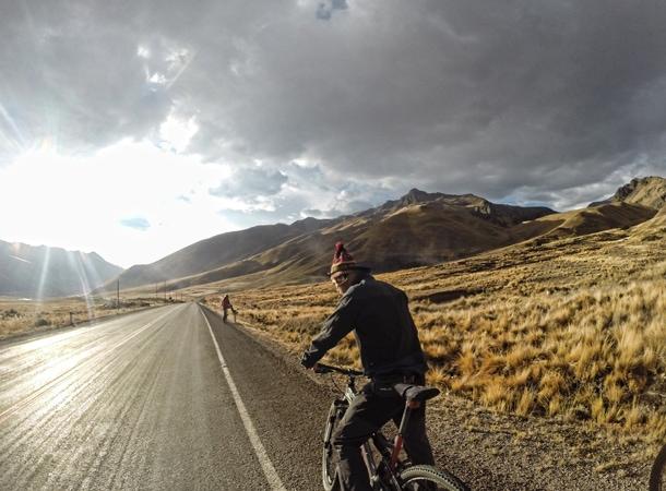 Wyprawa rowerowa po Peru w regionie Cusco
