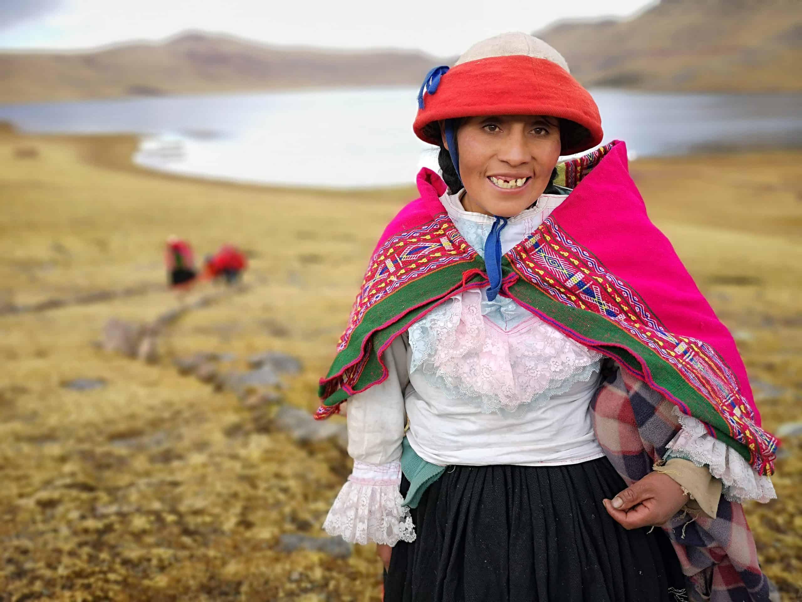 Odkryj Peru 5 zmysłami