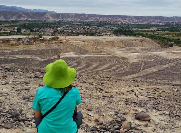 Peru wakacje linie Palpa