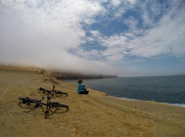Peru wyprawy rowerowe Paracas