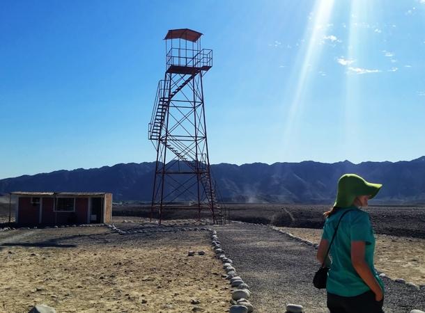 Peru wakacje i linie Palpa