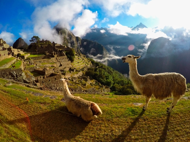 Peru na pograniczu Andow i dzungli