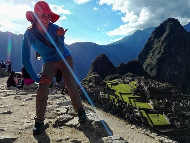 Wycieczki do Machu Picchu rowerem i pieszo