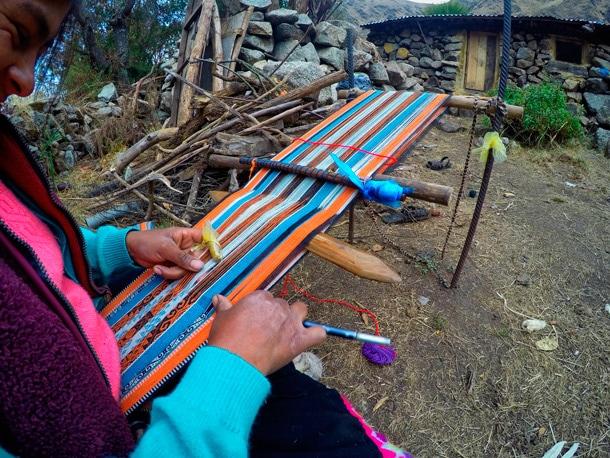 peru wakacje i trekking w Andach