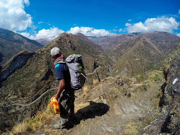 wakacje w Peru szlak Lares Paacancha