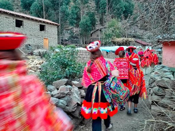 Wyprawy do Machu Picchu trekkingi w Andach