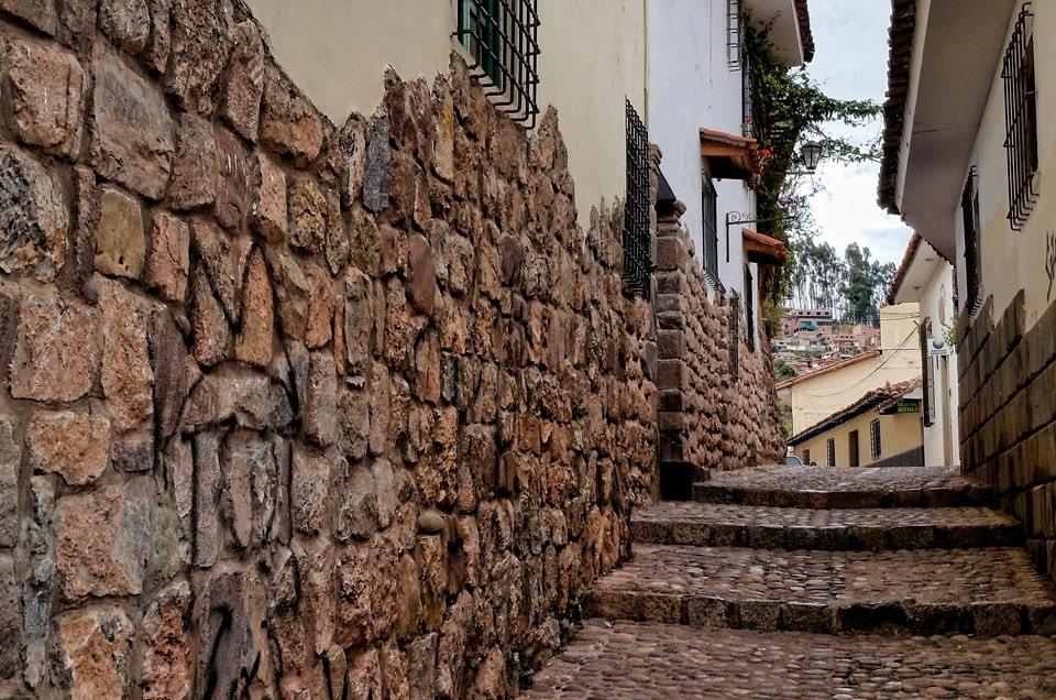 Szlak z Saqsaywaman do San Bals