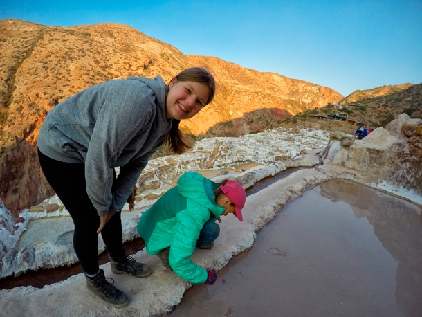 Wakacje w Peru Salienras de Maras