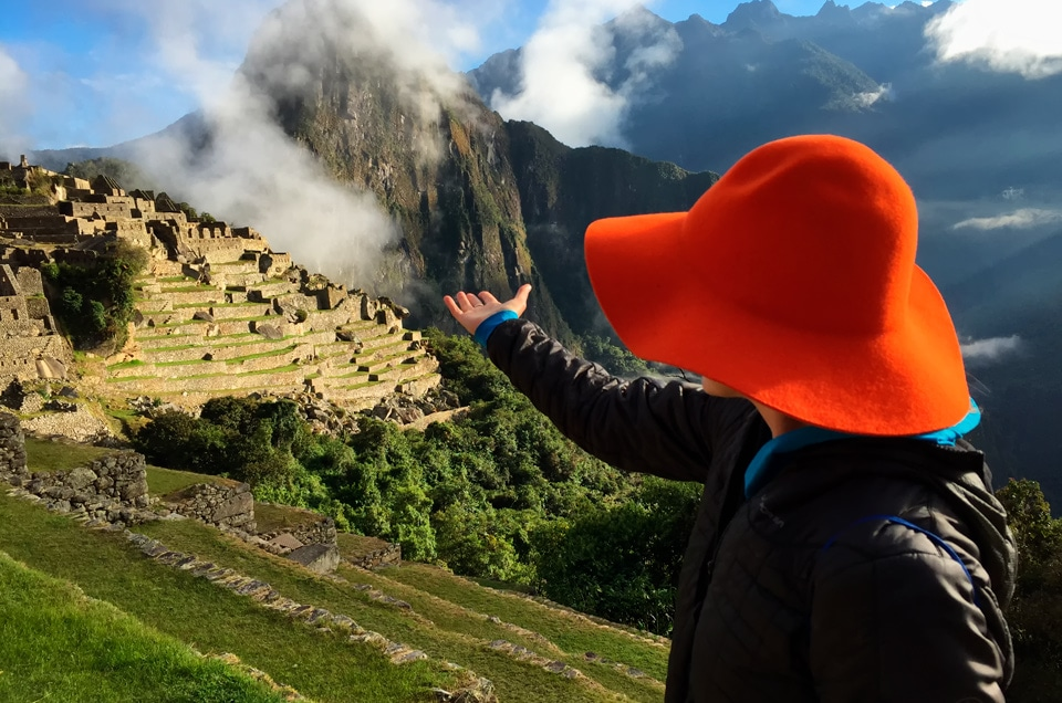 Zwiedzamy Machu Picchuw Peru online🧐