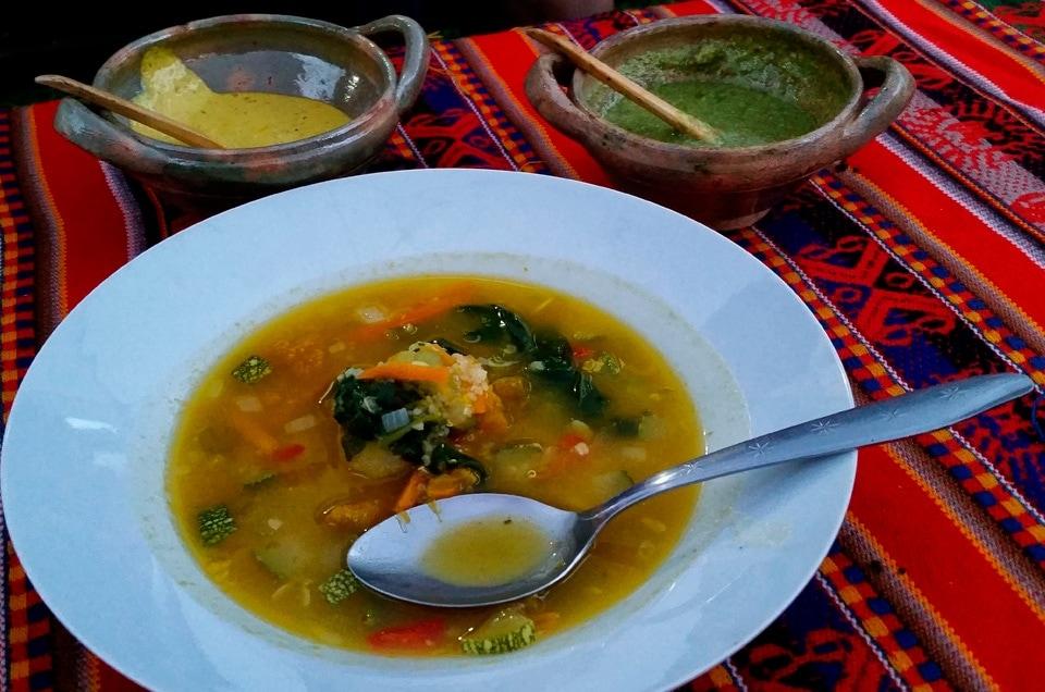 Kuchnia w Peru czyli jak ciekawie podróżować po świecie