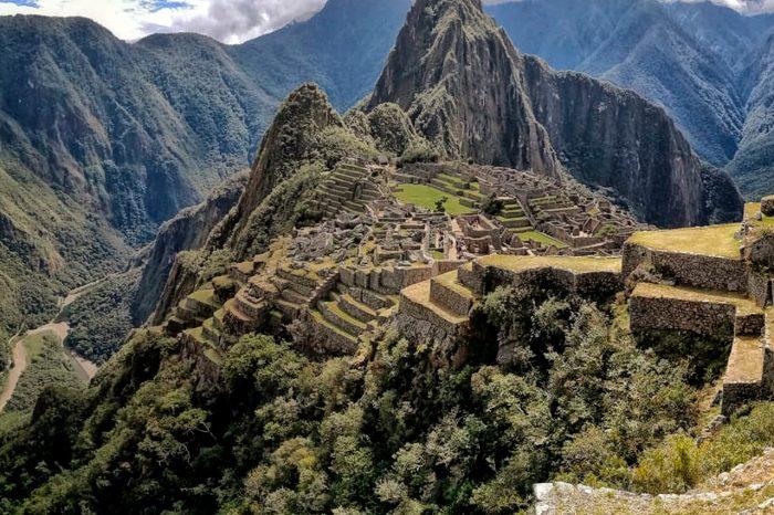 Inca Trail do Machu Picchu trekking