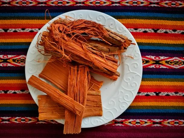 Zioła z Peru vilcacora