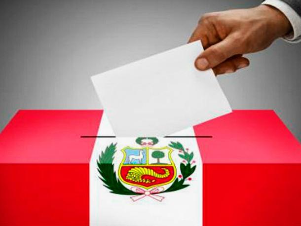 Peru wybory prezydenckie