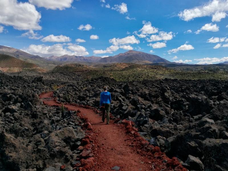 Valle de los Volcanes Peru