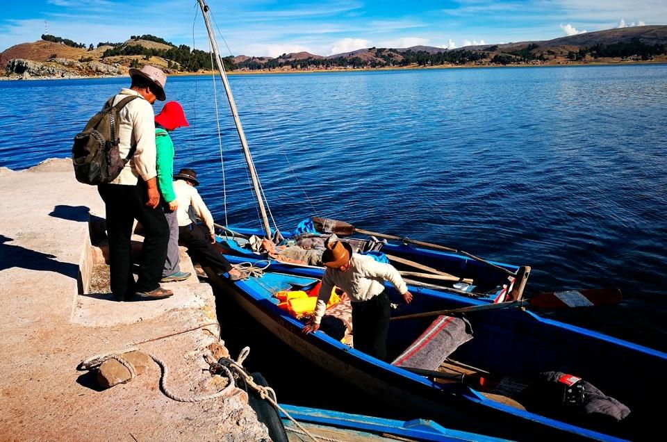 Lokalny transport w Peru