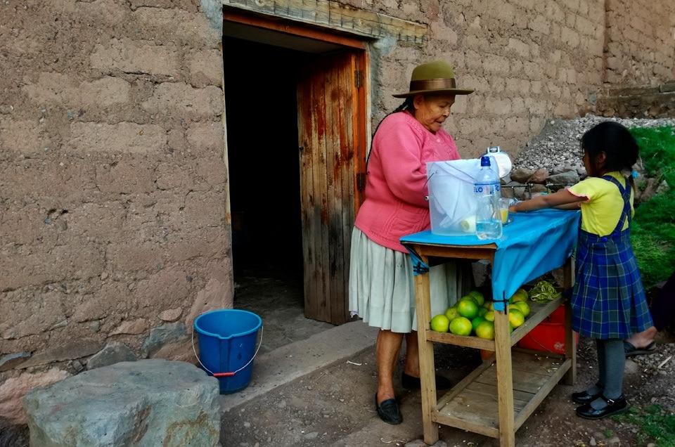 Wyprawy do Peru