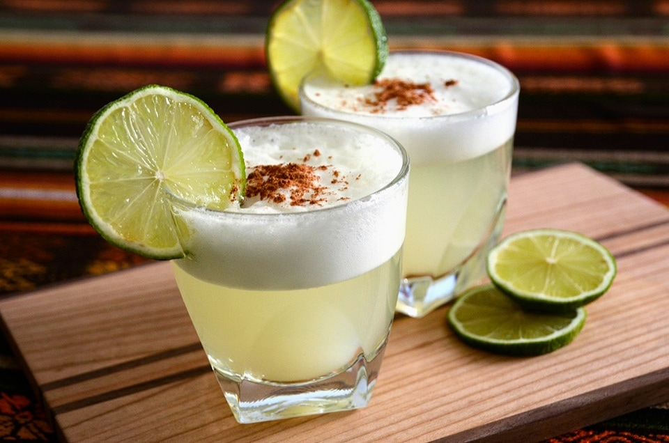 Pisco sour – national Peruvian drink. What do we know about it?