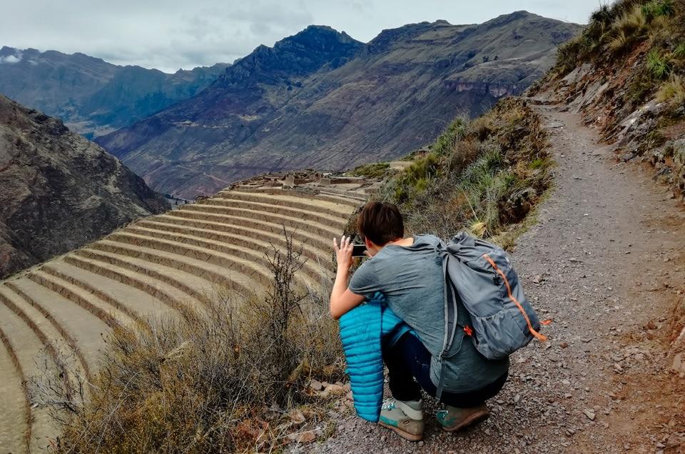 Ruiny inkaskie w Pisac Peru wycieczki
