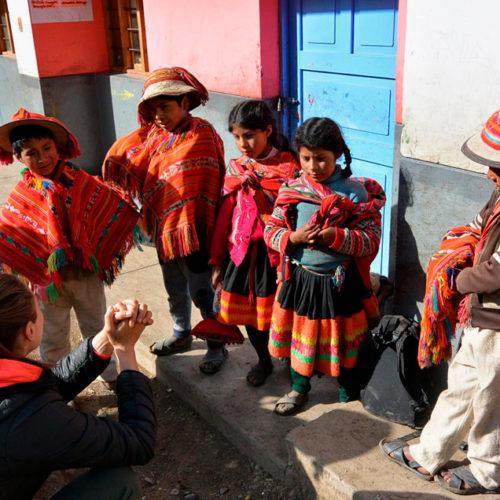 Peru pomoc spoleczna