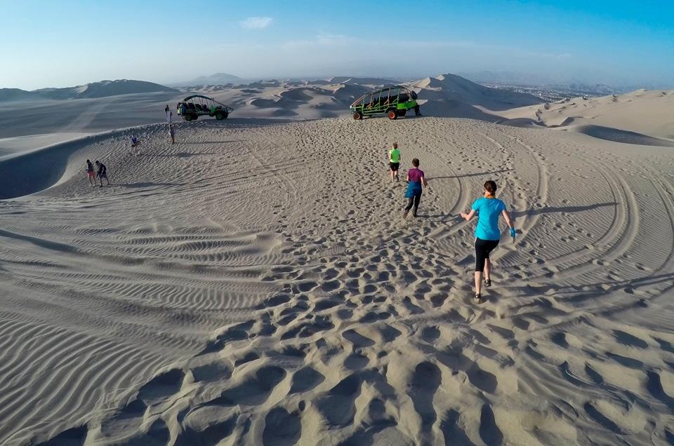 Atrakcje w Peru z adrenaliną