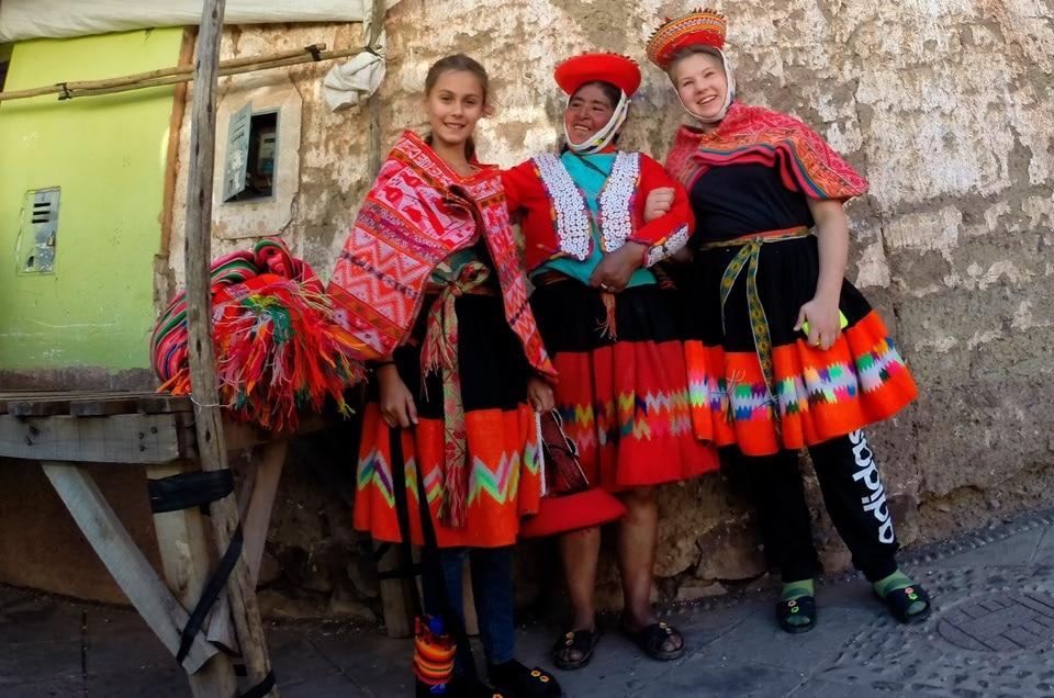 Wycieczki do Peru i nowości i lokalne Peru