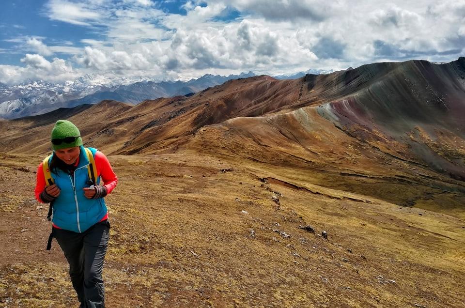 Wycieczki do Peru i tęczowe góry
