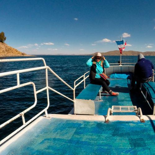 Wycieczki jezioro Titicaca w Peru