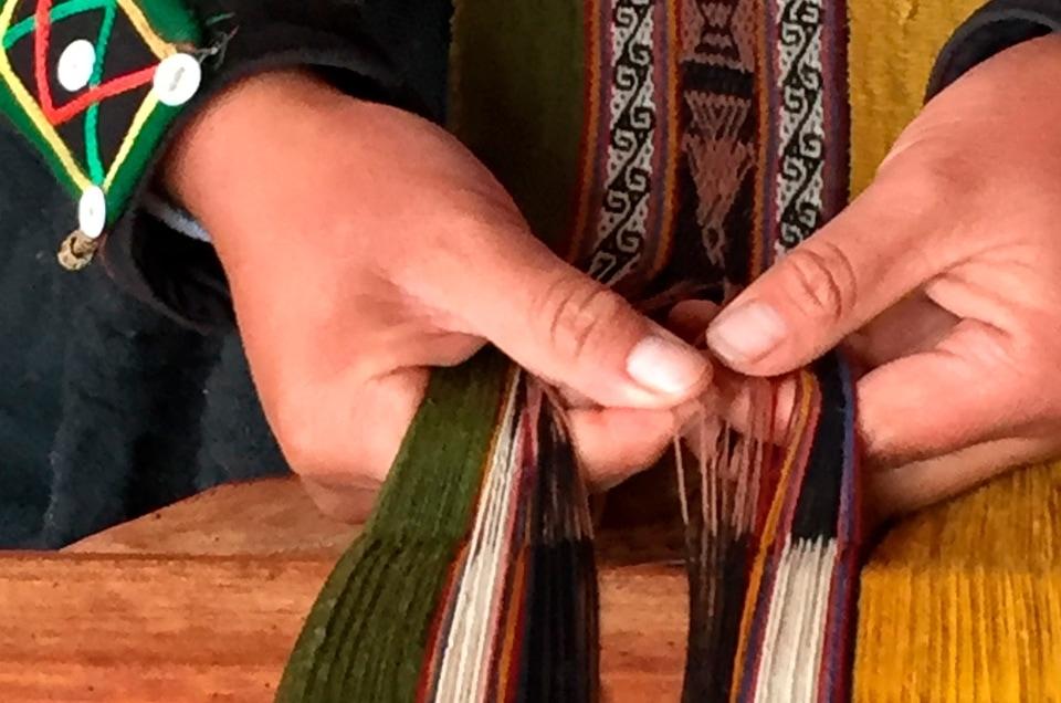 Praca w Peru