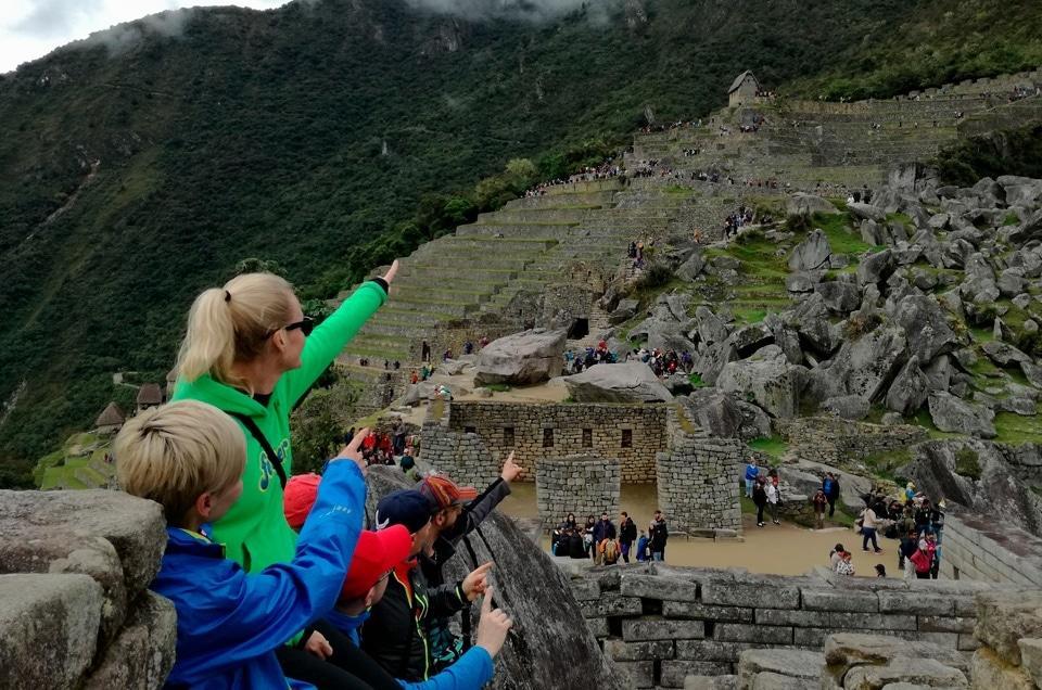 Wyprawy do Peru w 2018