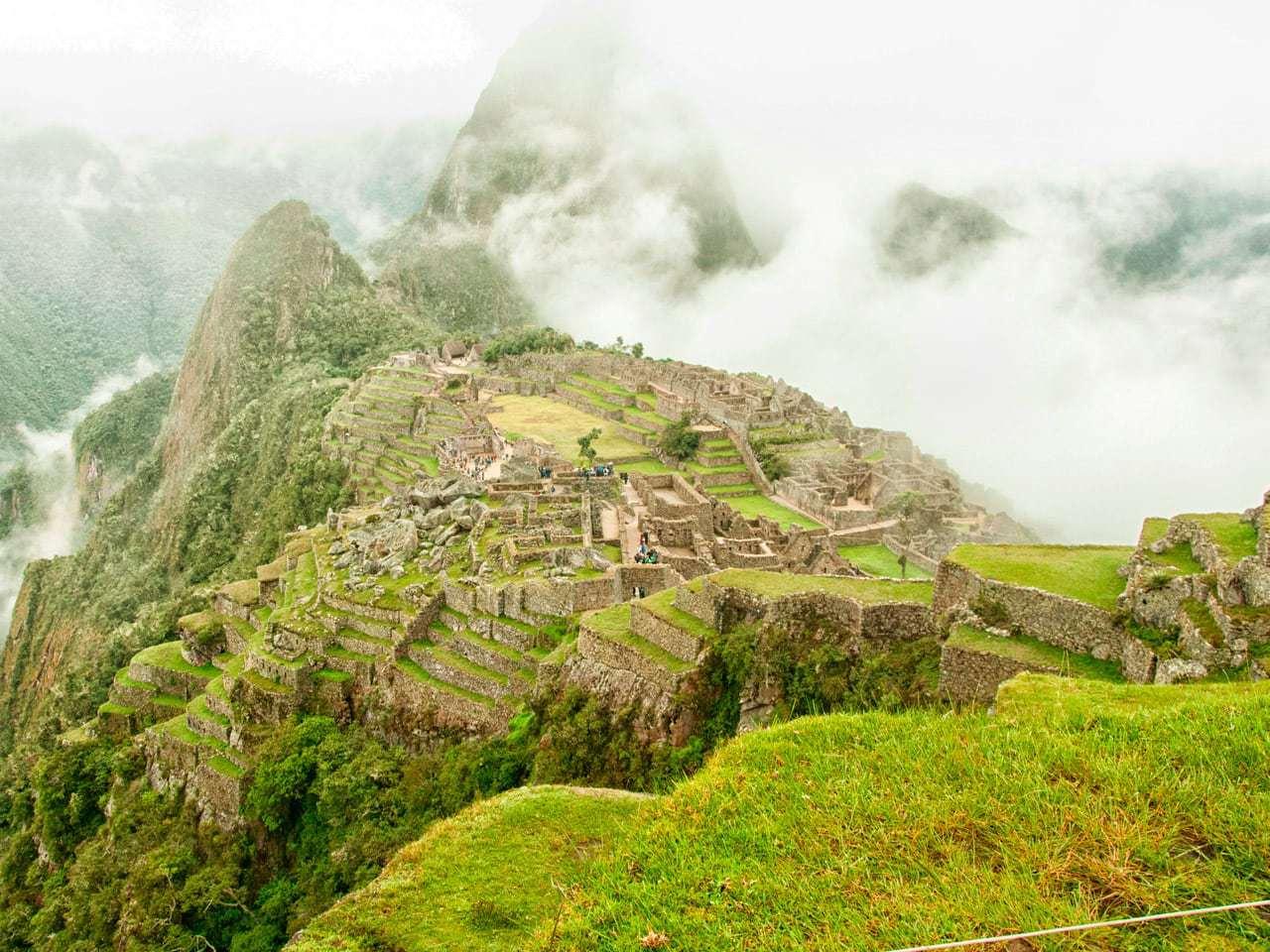 Wyprawa do Machu Picchu w Peru
