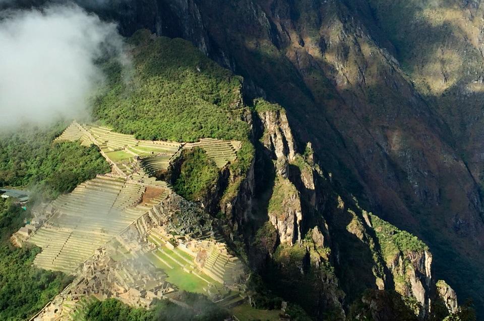 Zasady zwiedzania Machu Picchu