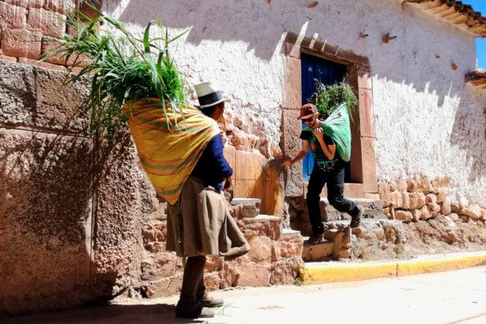 Huchuy Qosqo z Salineras i Chinchero. Trekkingowe duo