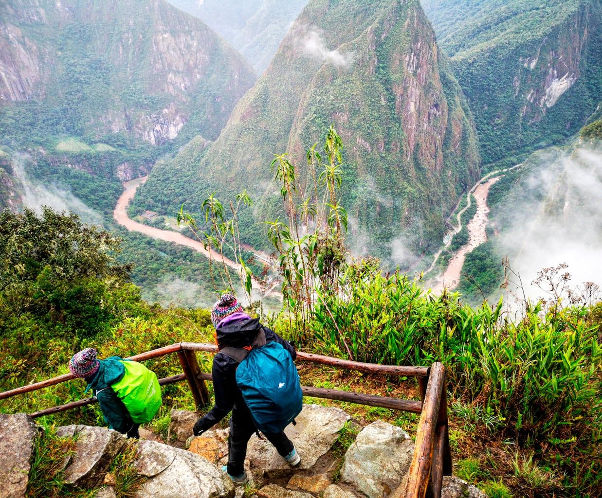 Trekking Inca Trail do Machu Picchu z plantacją kawy
