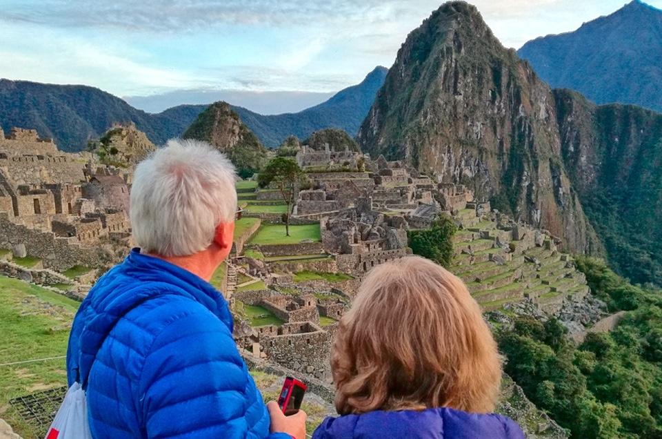 Machu Picchu w Peru wg nowych przepisów i 4 godziny bez dostępu do toalety!