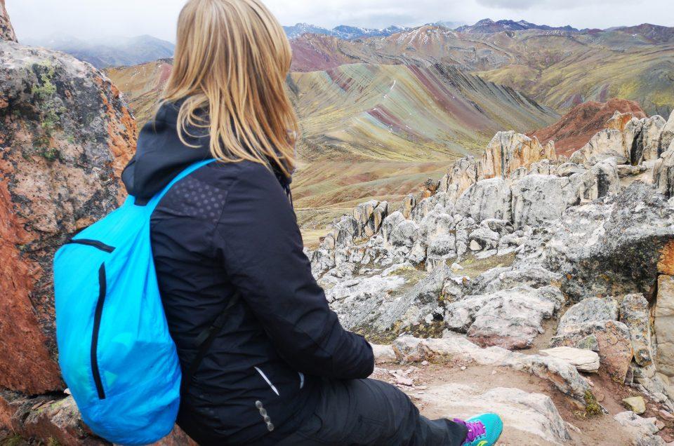 Które tęczowe góry w Peru warto odwiedzić? Sprawdź różnice między Vinicunca & Palcoyo!