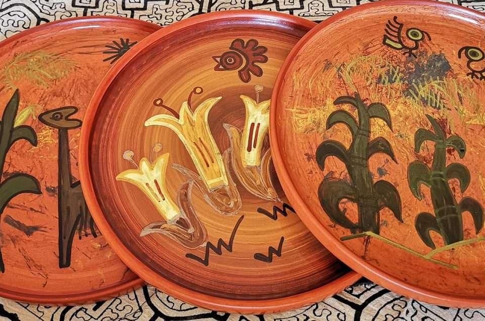ceramika w regionie Cusco