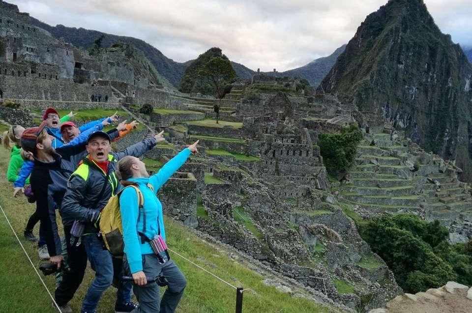 Wakacje w Peru w grupach