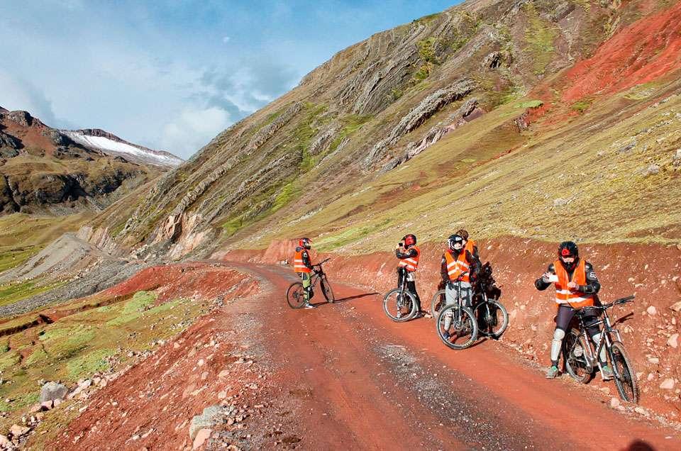 Wycieczki rowerowe po Peru