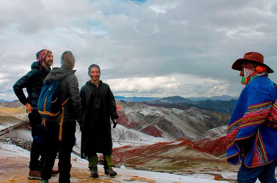Wycieczki trekkingowe po Peru