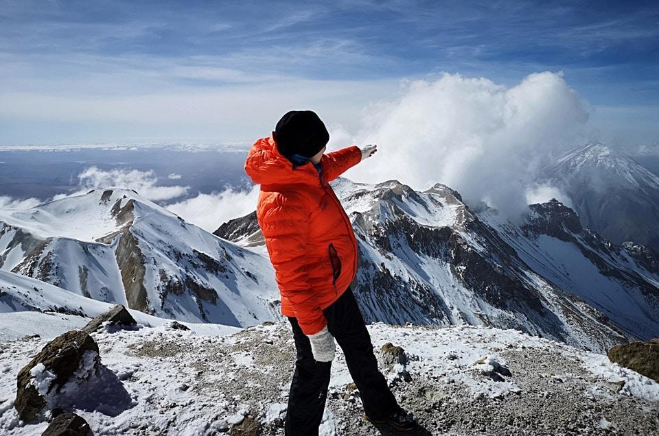 Wycieczki wspinaczka wysokogórska