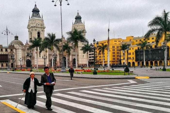 Podróż po Limie z jej mieszkańcem, czyli stolica Peru wiele twarzy ma