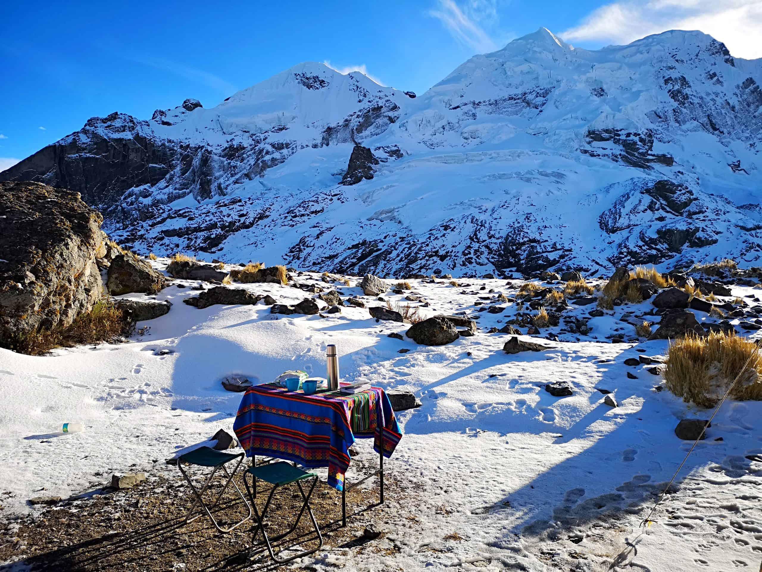 Trekking w Cusco przez Ausangate